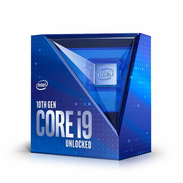 Intel Core i9-10900K Box (Sockel 1200, 14nm, BX8070110900K)