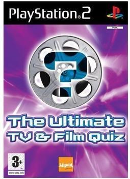 The Ultimate TV & Film Quiz (PS2)