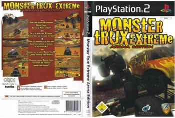 Monster Trux Extreme Arena Edition (PS2)