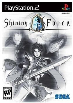 Shining Force Neo (PS2)