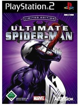 Spider Man Ultimate (PS2)