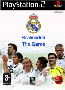 Real Madrid - The Game (PS2)