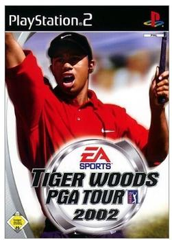 Tiger Woods PGA Tour 2002 (PS2)