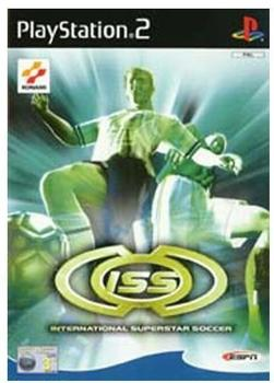 ISS International Superstar Soccer (PS2)