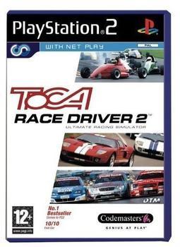 TOCA Race Driver 2: The Ultimate Racing Simulator (PS2)