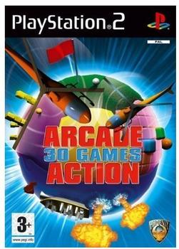 Arcade 30 Games Action (PS2)