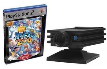 Sony EyeToy Play Astro Zoo + USB-Kamera
