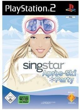 Sony Singstar Apres Ski Party + 2 Mikrophone