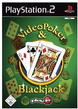Video Poker & Blackjack (PS2)