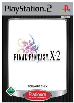 Square Enix Final Fantasy X-2 Platinum