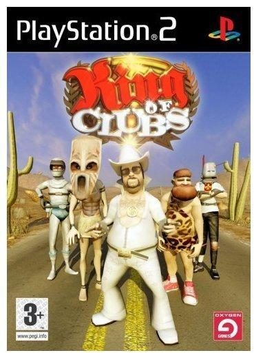 The King of Clubs (PS2)