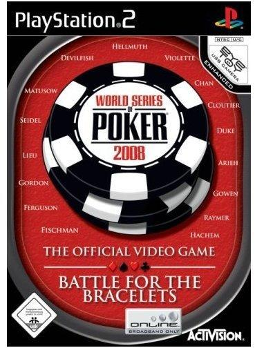 ACTIVISION World Series of Poker 2008