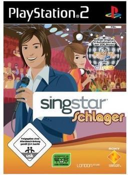 Sony SingStar Schlager