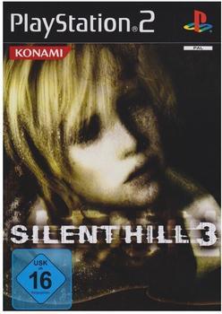 Konami Silent Hill 3