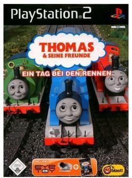 Thomas und seine Freunde - Ein Tag bei den Rennen + Eye Toy Kamera (PS2)