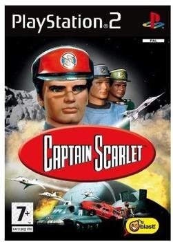 Sony Captain Scarlet