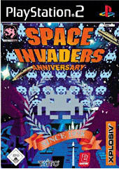 Space Invaders - Anniversary (PS2)
