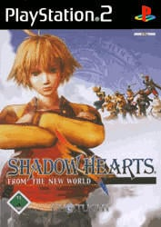 Shadow Hearts - From The New World (PS2)