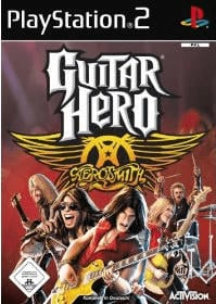 Guitar Hero: Aerosmith (PS2)