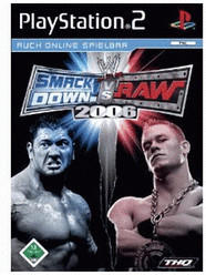 WWE SmackDown vs. RAW 2006 (PS2)