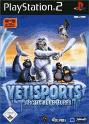 Eye Toy - Yetisports - Arctic Adventures (PS2)