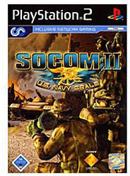 Socom 2 - U.S. Navy Seals (PS2)