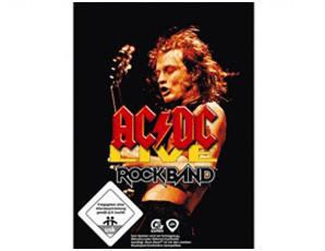 Rock Band: AC/DC Live (PS2)