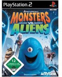 Monsters vs. Aliens (PS2)
