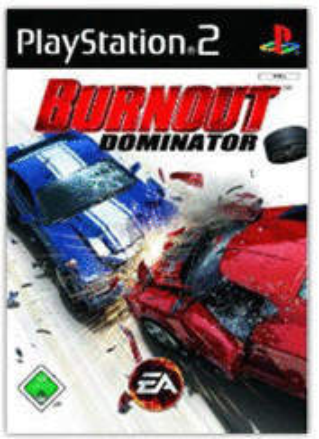 Burnout 5 - Dominator (PS2)