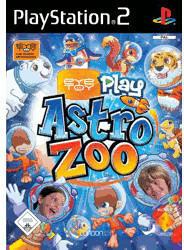 Eye Toy - Play - Astro Zoo + Kamera (PS2)
