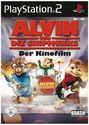 Alvin und die Chipmunks (PS2)