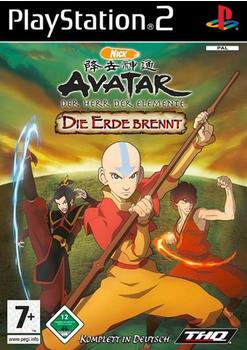 Avatar: Der Herr der Elemente - Die Erde brennt (PS2)