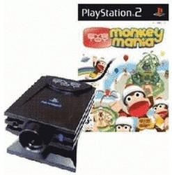 Eye Toy - Monkey Mania + Kamera (PS2)