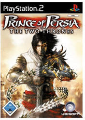 Prince of Persia - The Two Thrones (PS2)