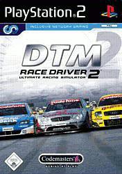 DTM Race Driver 2 (PS2)