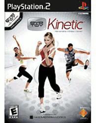 Eye Toy - Kinetic (PS2)