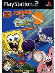 Eye Toy - Action! mit SpongeBob und seinen Freunden (PS2)