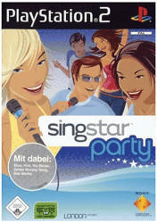 SingStar: Party (PS2)