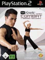 Eye Toy - Kinetic Combat (PS2)