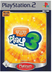 Eye Toy - Play 3 (PS2)