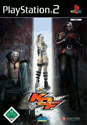 King of Fighters - Maximum Impact (PS2)