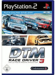 DTM Race Driver 3 (PS2)