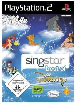 Sony SingStar Best of Disney