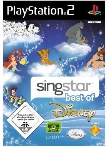 Sony SingStar Best of Disney