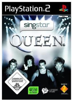 SingStar: Queen (PS2)