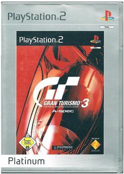 Sony Gran Turismo 3 A-Spec Platinum