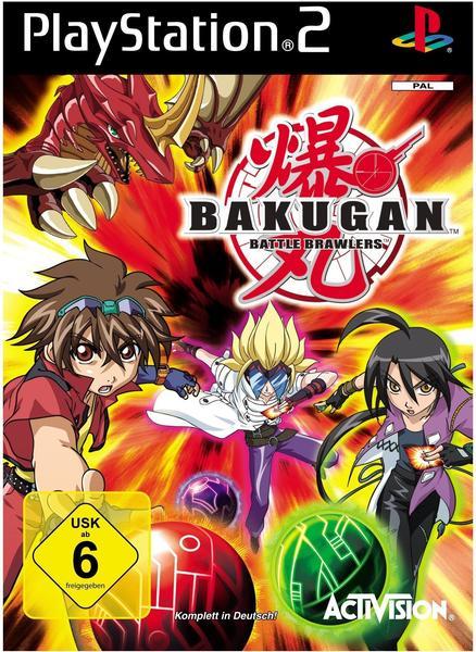 Bakugan Battle Brawlers Spiele