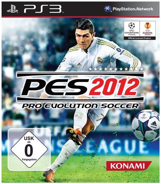 PES 2012 - Pro Evolution Soccer (PS3)