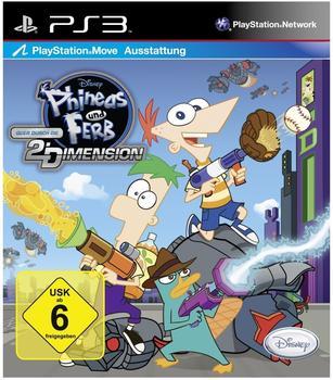 Phineas und Ferb: Quer durch die 2. Dimension (PS3)