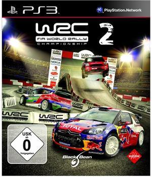 WRC 2: FIA World Rally Championship 2011 (PS3)